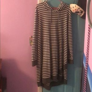 Maurice's Sweatshirt dress